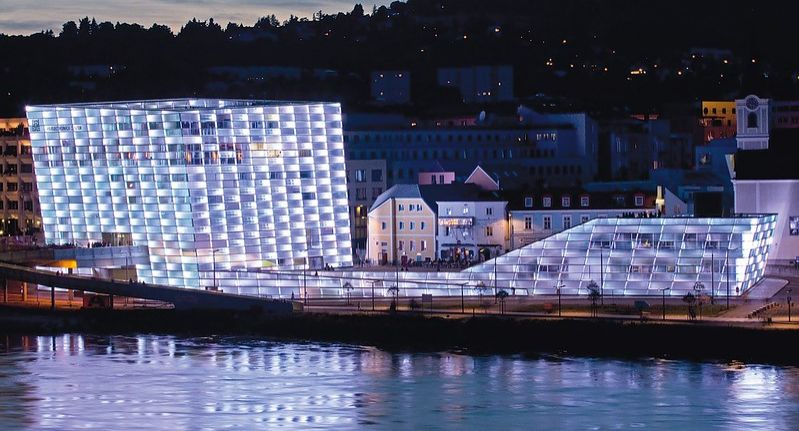 Ars, Electronica, Center