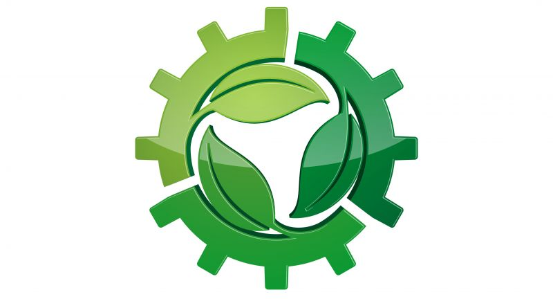 eco, gear, green, ecology, green energy, carbon, recycly, leaf, tree, industry, water, air, outside, outdoor, landscape, manufacture, river, blue, sea, ocean, animal, bird, fish, circle, swoosh, logo, vector, simple, unique, business, symbol, mark, modern, brand, identity, work, engine, machine, automatic, run, moving, move, dynamic